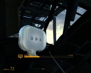 HL2 Developer Commentary