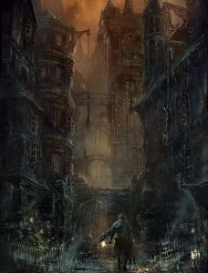 Bloodborne concept art