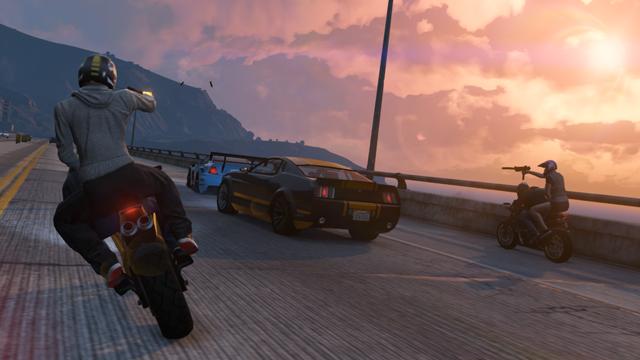 Rockstar's Grand Theft Auto Online
