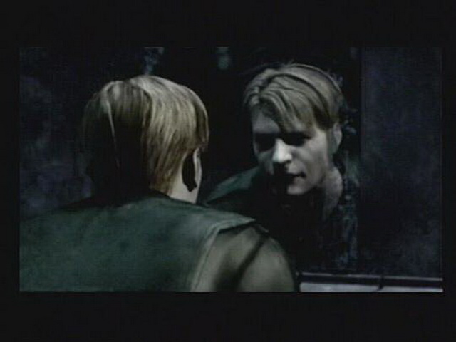 From Konami's Silent Hill 2