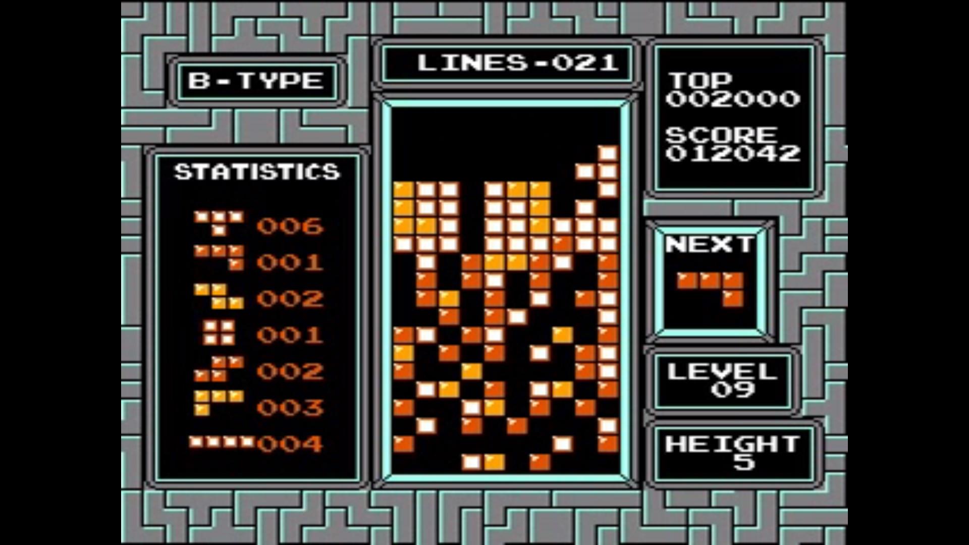tetris-hard