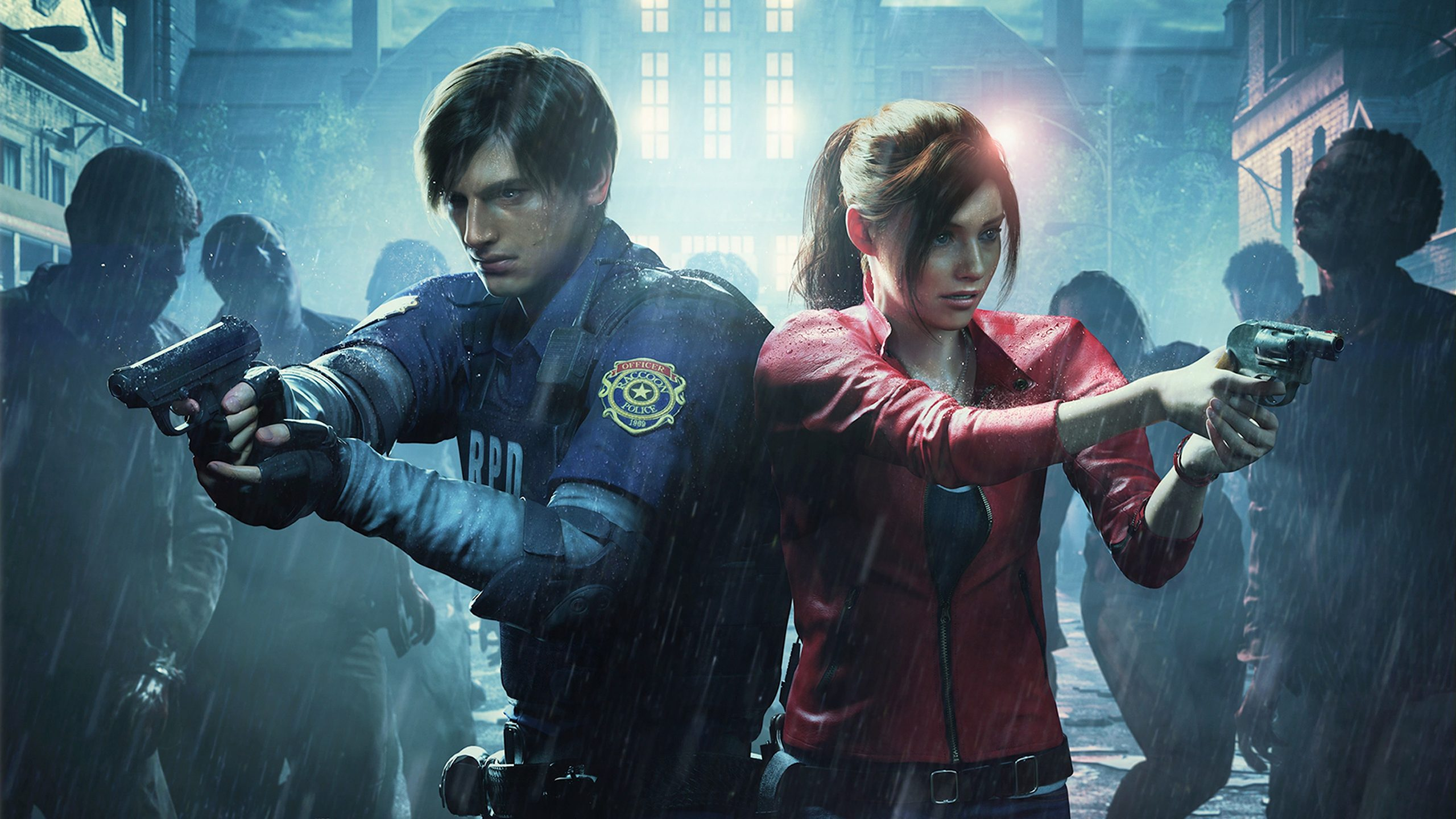 Resident Evil 2 Critical Distance
